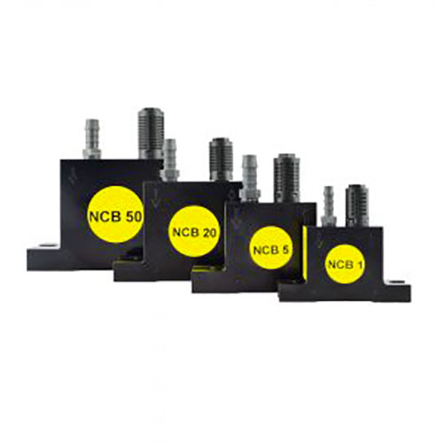 NCB vibratori pneumatici a sfere