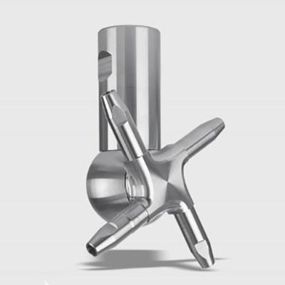 BRECONCHERRY: Testine di lavaggio statiche rotanti e orbitali