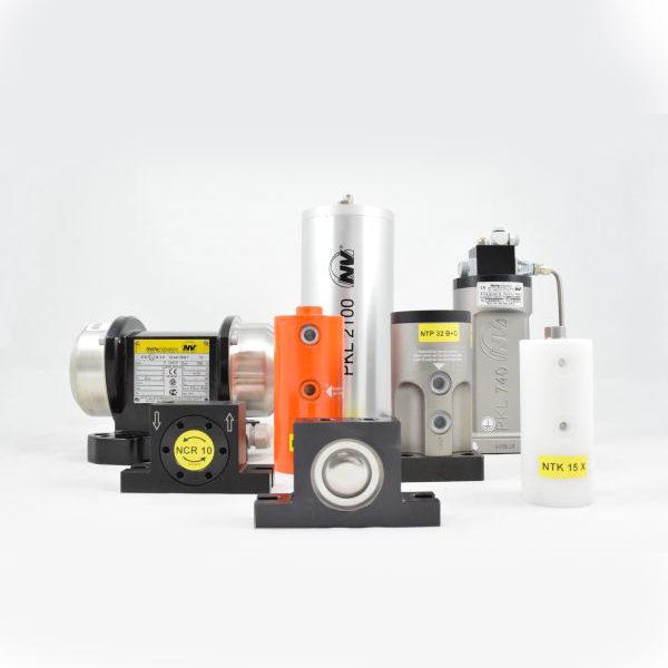 NETTER: Sistemi vibranti industriali