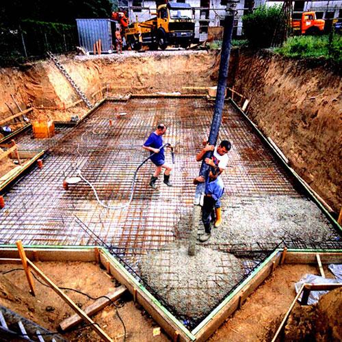 бетон в20 w6 f150